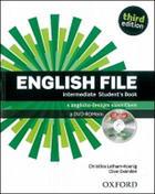 učebnice němčiny English File Intermediate 3rd Edition