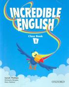 učebnice němčiny Incredible English 1