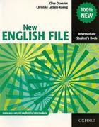 učebnice němčiny New English File Intermediate