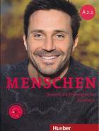 učebnice němčiny Menschen A2.1