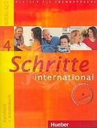 učebnice němčiny Schritte International 4