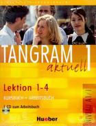 učebnice němčiny Tangram aktuell - 1 (A1/1)