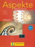 učebnice němčiny Aspekte B1