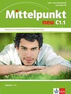učebnice němčiny Mittelunkt neu C1