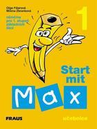 učebnice němčiny Start mit Max 1