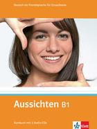 učebnice němčiny Aussichten B1