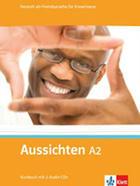 učebnice němčiny Aussichten A2-B1