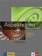 učebnice němčiny Aspekte Neu: Arbeitsbuch B1 Plus