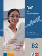 učebnice němčiny DaF im Unternehmen B2