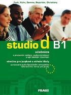 učebnice němčiny Studio D B1