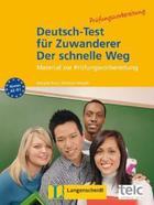 učebnice němčiny Zertifikat Deutsch der schnelle Weg