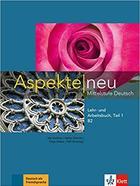 učebnice němčiny Aspekte Neu: Arbeitsbuch B2