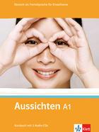 učebnice němčiny Aussichten A1