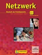 učebnice němčiny Netzwerk A1