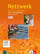 učebnice němčiny Netzwerk B1