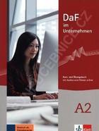 učebnice němčiny DaF im Unternehmen A2
