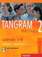 učebnice němčiny Tangram aktuell - 2 (A2/1)