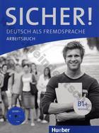 učebnice němčiny Sicher B1+ Arbeitsbuch