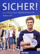 učebnice němčiny Sicher B1+