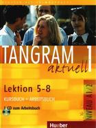 učebnice němčiny Tangram Aktuell 1 (A1/2)