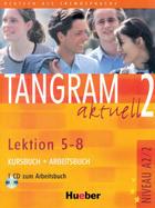 učebnice němčiny Tangram Aktuell 2 (A2/2)