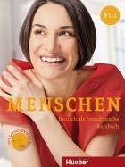 učebnice němčiny Menschen B1/1