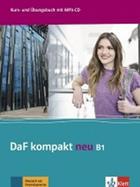 učebnice němčiny DAF kompakt neu B1