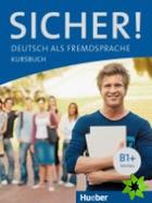učebnice němčiny Sicher! B1+