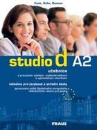 učebnice němčiny Studio D A2