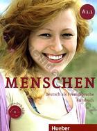 učebnice němčiny Menschen A1.1