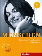 učebnice němčiny Menschen B1