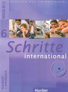 učebnice němčiny Schritte International 6