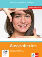 učebnice němčiny Aussichten B1.1