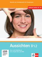 učebnice němčiny Aussichten B1.2