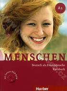 učebnice němčiny Menschen A1