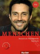 učebnice němčiny Menschen A2