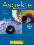 učebnice němčiny Aspekte 2