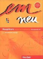 učebnice němčiny Em Hauptkurs neu