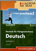 učebnice němčiny Skripta Kurzů Jílek Deutsch fūr Fortgeschrittene