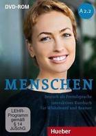učebnice němčiny Menschen A2.2