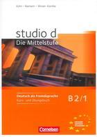 učebnice němčiny Studio D B2
