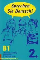 učebnice němčiny Sprechen Sie Deutsch - 2