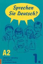učebnice němčiny Sprechen Sie Deutsch 1
