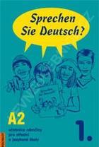 učebnice němčiny Sprechen Sie Deutsch?