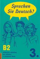 učebnice němčiny Sprechen Sie Deutsch 3. díl