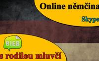Online němčina s rodilým mluvčím - Kurz němčiny - Brno-Žabovřesky