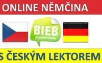 Online kurz němčiny - Online němčina s českým lektorem