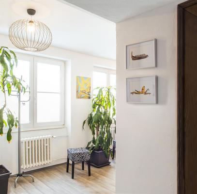 Dolce&Banana - společné prostory