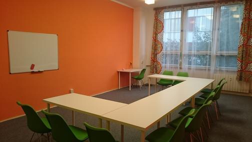 Nová učebna v Rosicích