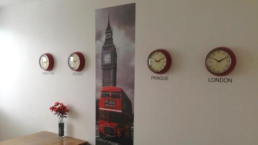 Učebna London